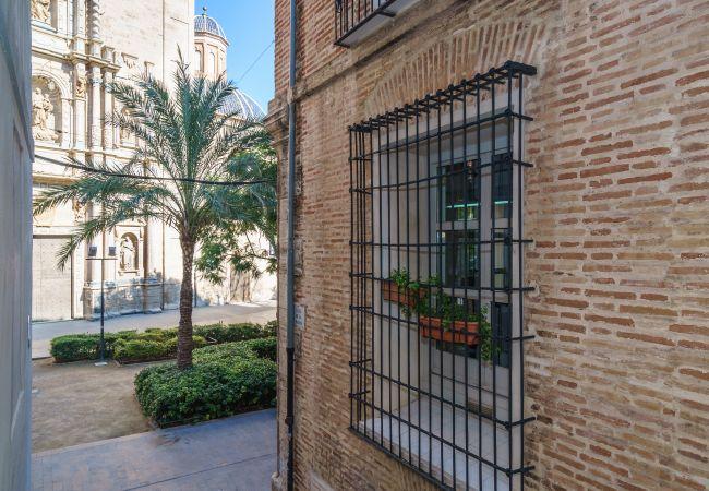 Estudio en Valencia ciudad - Estudio vistas 1 (apto. minusválidos)